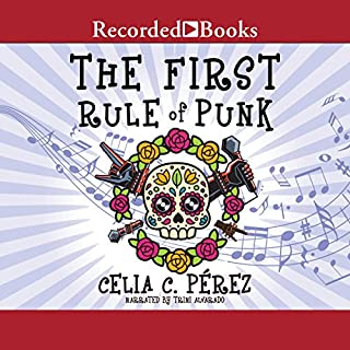 The First Rule of Punk cover art