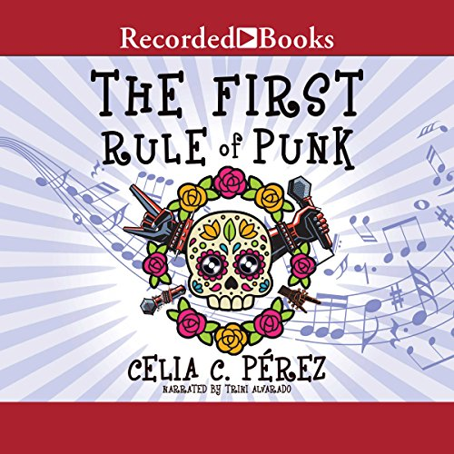 The First Rule of Punk audiobook cover art