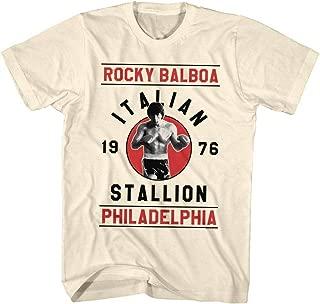 Rocky Rocky Balboa Adult T-Shirt