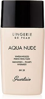 Guerlain Lingerie de Peau Aqua Nude Foundation SPF 20-01N Very Light for Women 1 oz Foundation