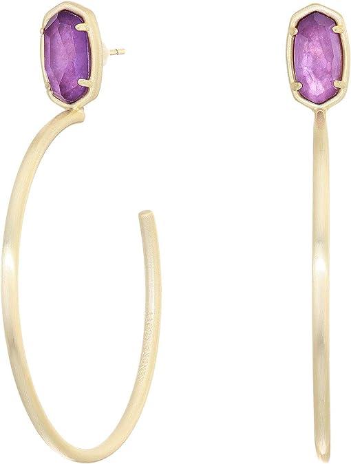 Gold/Purple Mica
