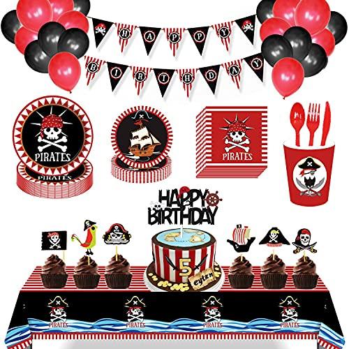 Pirate Themed Birthday Decorations