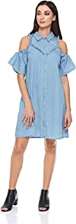 Lee Cooper Casual Gingham Dress for Women
