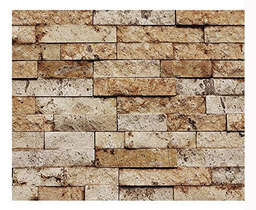 1 Muster W-013 Wand-Verblender Travertin Natursteinwand Naturstein Fliesen Lager Verkauf Stein-Mosaik Herne NRW