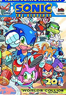 Sonic the Hedgehog #250A VF ; Archie comic book