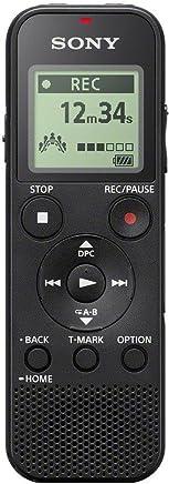 Sony ICD-PX370 - Grabadora de voz digital con 4GB, USB y grabación mp3