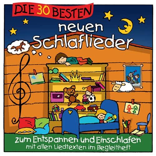 Die 30 besten neuen Schlaflieder für Kinder (Zum Entspannen und Einschlafen)