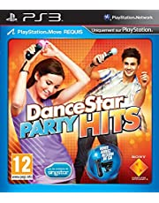 SONY COMPUTER Dancestar Party Hits [PS3] (PlayStation Move)