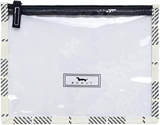 SCOUT Sheer Madness Pouch, Clear Travel Toiletry Bag, Clear Zipper Pouch for Toiletries, Beach, and Pool (Multiple Patterns Available)