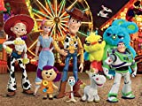 Ceaco Together Time - Disney/Pixar - Toy Story 4 Jigsaw Puzzle, 400 Pieces (2343-8)