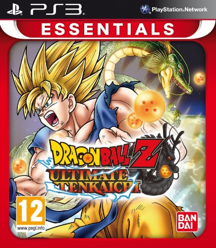 Dragon Ball Z Ultimate Tenkaichi Essentials (PS3) [Import UK]