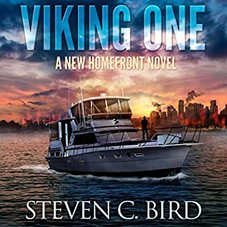 Viking One audiobook cover art