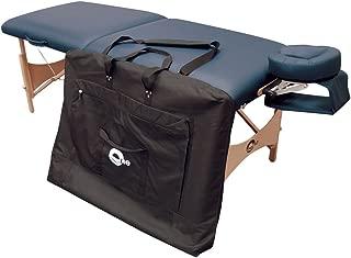 Oakworks One Portable Massage Table Package, Coal