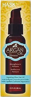 HASK Argan Oil Repairing Shine Oil Box, 59 milliliters