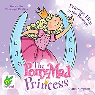 Princess Ellie to the Rescue cover art