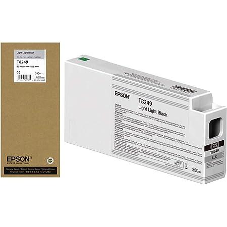 Epson UltraChrome HD Ink Cartridge - 350ml Light Light Black (T824900)