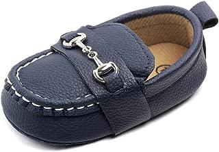 Baby Girls Boys Loafers Prewalker Moccasin Crib Shoes