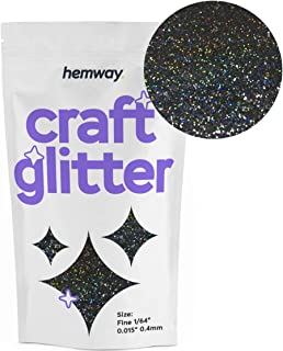 Best holographic black glitter Reviews