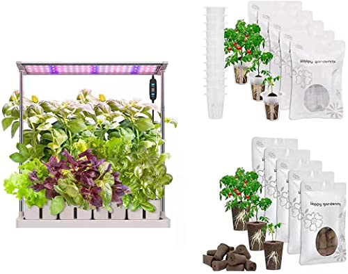 high quality VIVOSUN Indoor Growing popular System and outlet sale Grow Sponges and 60 Pieces Grow Basket outlet sale