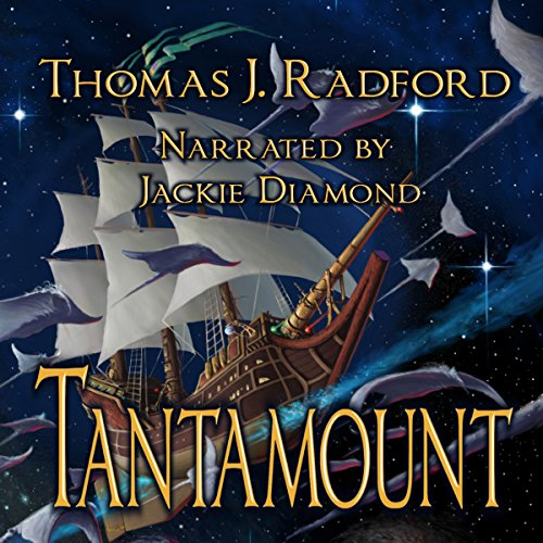 Tantamount audiobook cover art