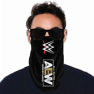 AEW All Out Tube Neck Gaiter Scarf Men Women Face Bandana Elastic Cover for Mask