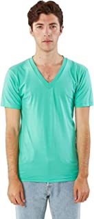 Men Fine Jersey V-Neck T-Shirt