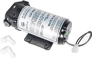 Aquatec CDP 8800 high flow Pressure boost pump 8852-2J03-B423 100GPD - 200 GPD RO reverse osmosis booster pump 24VAC 1/4 and 3/8