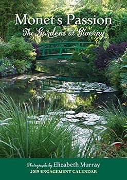 Monet's Passion 2019 Calendar 0764980467 Book Cover
