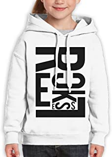 Reckless 2017 New Arrive Girl' Classic Vintage Pullover Hoodies Casual Clothing