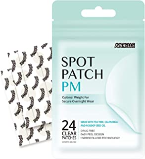 Avarelle Acne Pimple Patch (PM Overnight/ 24 PATCHES)