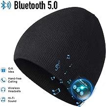 Best bluetooth audio beanie hat Reviews