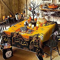 Prepárate con más de 20 decoraciones de Halloween para interiores 63