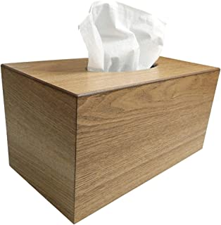 Tomokazu Pacheco Ash Wood Large Deluxe Tissue Paper Box Cover