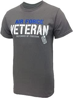 Armed Forces Gear Air Force Men's Veteran Defender T-Shirt