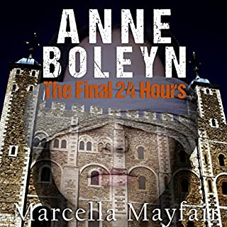 Anne Boleyn audiobook cover art