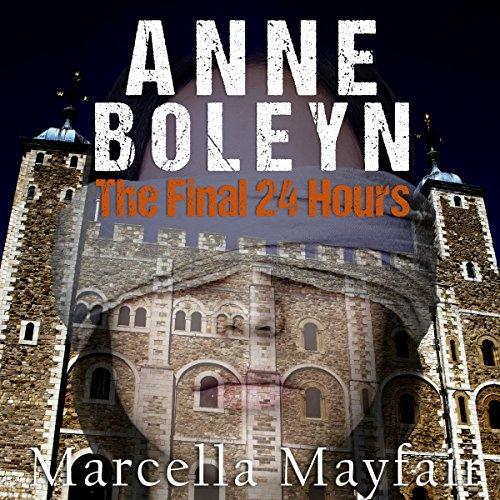 Anne Boleyn audiobook cover art