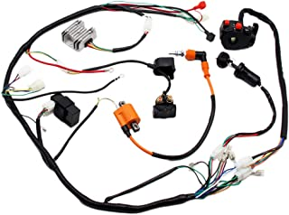 Wiring Harness Loom Key Solenoid Performance Coil...