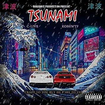 Tsunami (feat. Kobewtf)