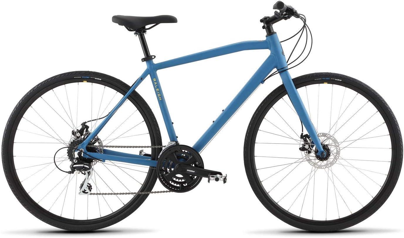 Raleigh Cadent Hybrid Bike For City Rides