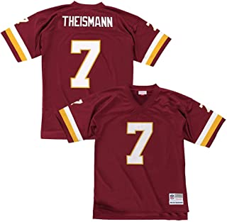 Washington Redskins Mitchell & Ness 1982 Joe Theismann #7 Replica Throwback Jersey (XXL)