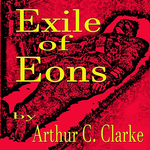 Exile of the Eons audiobook cover art