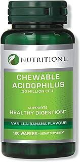 Nutritionl Acidophilus Chewable 100 Wafers