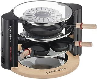 Lagrange 149002 Raclette Evolution avec Lot de spatules