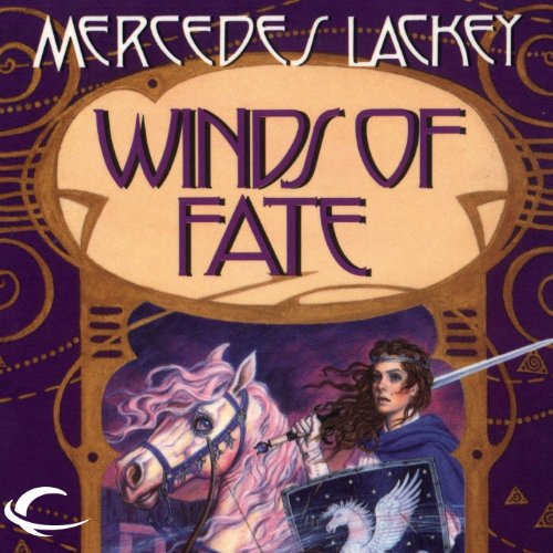 Winds of Fate audiobook cover art