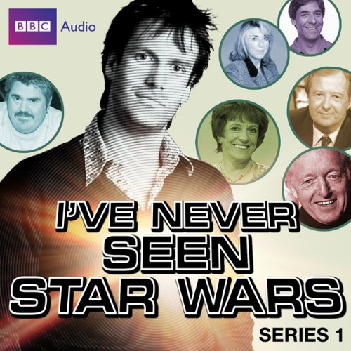 I've Never Seen Star Wars audiobook cover art