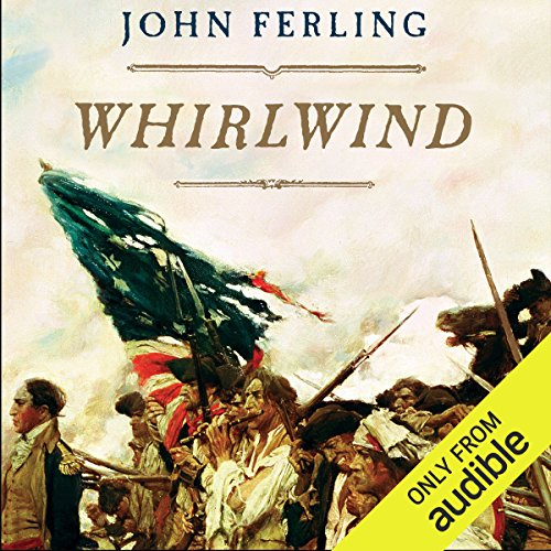 Whirlwind audiobook cover art