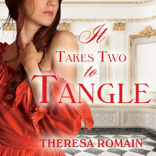 It Takes Two to Tangle audiobook cover art