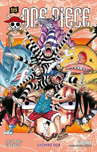 One Piece - Édition originale - Tome 55: Des travs en enfer