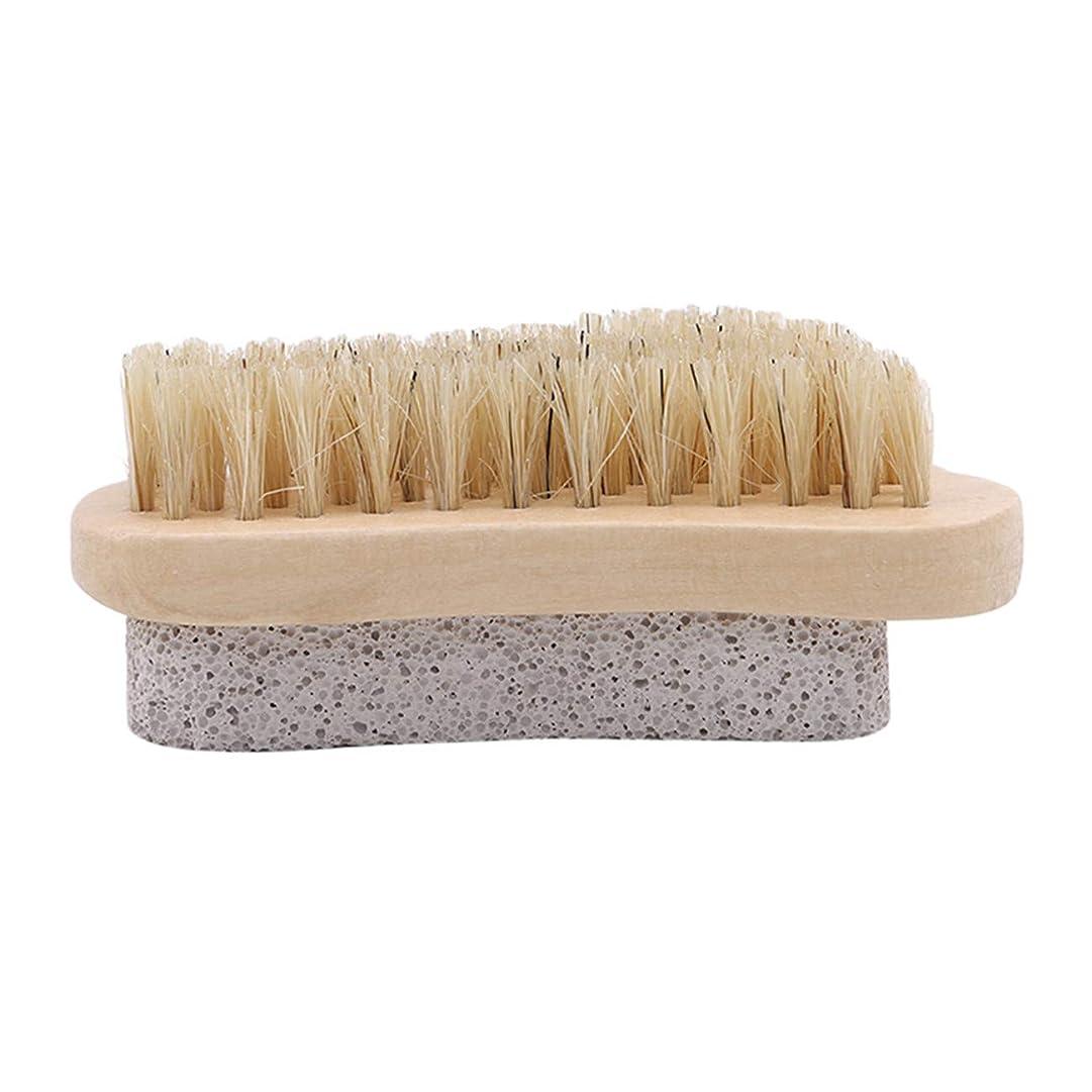 同化する気づかないイタリアのBigsweety 足軽石の足爪ブラシ 角質除去 フットブラシ 足を洗うブラシ身体洗いブラシ 足 軽石足爪ブラシライ