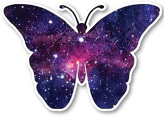 Butterfly Sticker Galaxy Stickers - Laptop Stickers - 2.5